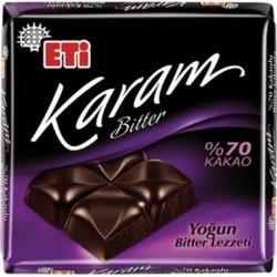 شکلات Eti karam bitter