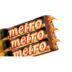 شکلات مترو metro