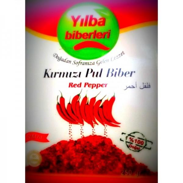 پودر فلفل ترکیه 500 گرمی - پودر فلفل ترکیه