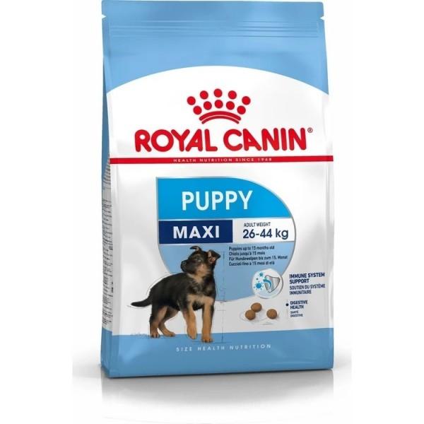 غذای خشک سگ رویال کنین مدل maxi puppy وزن 10 کیلوگرم