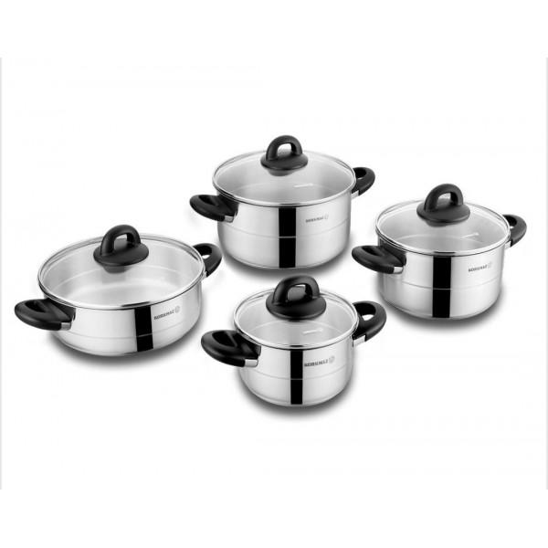 سرویس پخت و پز 8 پارچه کرکماز مدل هرا کد 1087-3
