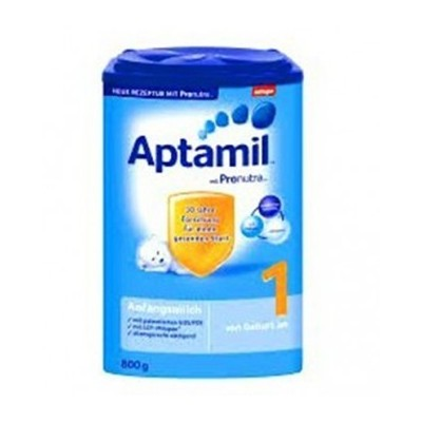 شیرخشک آپتامیل 1 برای کودکان زیر 6 ماه