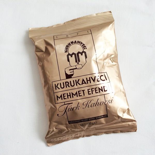 قهوه ترک محمت افندی MEHMET EFENDI
