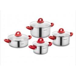 سرویس پخت و پز 8 پارچه کرکماز مدل هرا کد 1087-2