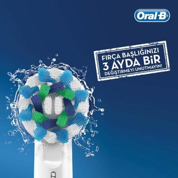 مسواک برقی اورال بی Oral-B مدل Vitality D150 cross action