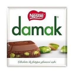 شکلات ترکیه نستله داماک damak