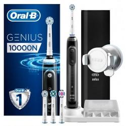 مسواک برقی اورال-بی مدل GENIUS 10000N Black Edition