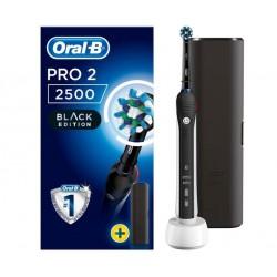 مسواک برقی اورال-بی مدل  PRO 2 2500 Black Edition