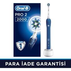 مسواک برقی اورال بی Oral-B Pro 2 2000N Electric Toothbrush