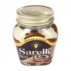 شکلات صبحانه دورنگ  Sarelle